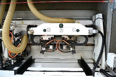 Single-side edgebander BIESSE STREAM B1 8.0