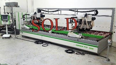 Foratrice automatica BIESSE INSIDER FT2 1300