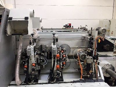 Squaring-edgebanding machine BIESSE STREAM SB2 11.0 SOFT