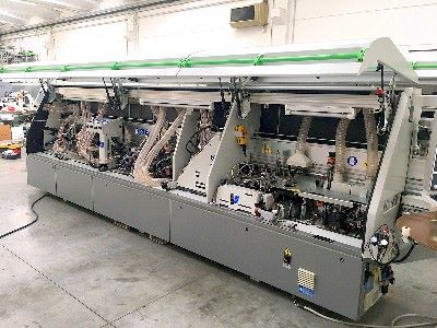 Single-side edgebander BIESSE AKRON 855