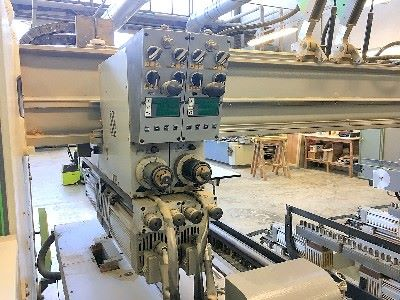Boring machine BIESSE TECHNO FDT